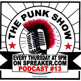 The Punk Show #13 - 04/25/2019