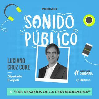 """Luciano Cruz-Coke en """"Los desafíos de la centroderecha"""""""