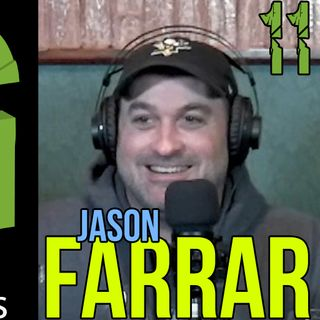 Episode 11 - MELT's Favorite Tattoo Artist Jason Farrar of Black Diamond Studios