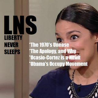 Liberty Never Sleeps 07/18/18 Show