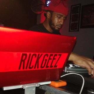 05 26 2015 Expression Tuesdays with DJ Rick Geez (#DjSekoVarnerAndFriends)