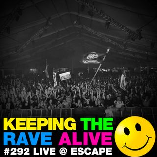 Episode 292: Kutski live at Escape: Psycho Circus!
