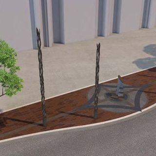 Construction Begins On Boston Marathon Bombing Memorial