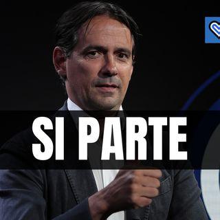 L'Inter di Inzaghi pronta all'esordio: amichevole in Svizzera contro il Lugano