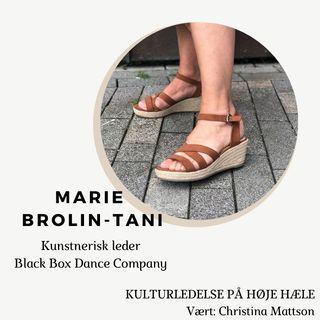 6. Marie Brolin-Tani, Kunstnerisk leder af Black Box Dance Company
