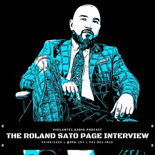 The Roland Sato Page Interview.