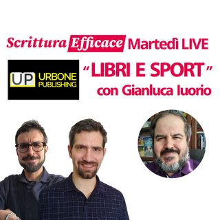 Libri e sport - con Gianluca Iuorio