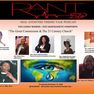 The Great Commission Panel Discussion PT. 1