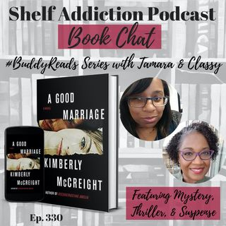#BuddyReads Discussion of A Good Marriage | Book Chat