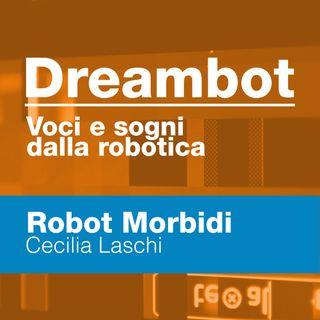 Robot morbidi - Cecilia Laschi
