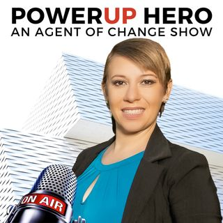 INTERVIEW: Dr. Kasia Maleszewska-Suarez: PowerUp Hero of Self-Acceptance #36