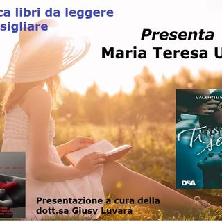 RUBRICA speciale libri: TI SENTO di VALENTINA TORCHIA