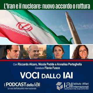 L'Iran e il nucleare: nuovo accordo o rottura