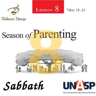 Sabbath School May-18 Sabbath