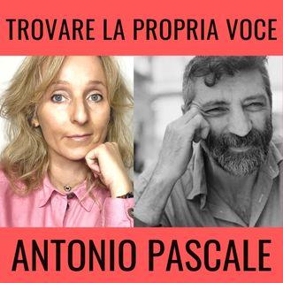 Come trovare la propria voce? BlisterIntervista con Antonio Pascale