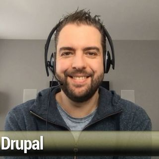 FLOSS Weekly 621: Dries Buytaert and Drupal