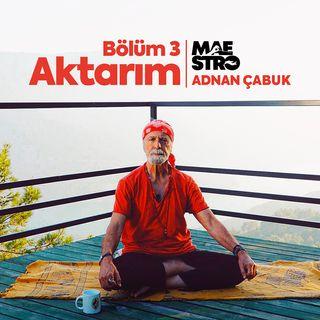 Uyanış 3 #AKTARIM | Adnan Çabuk Siddashram Mistik Öğretiler Yoga Vakfı