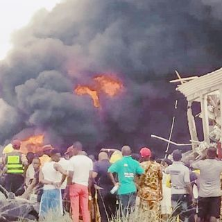 Lagos Explosion Triggered By Gas, Says NNPC