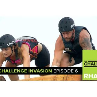 MTV Reality RHAPup | The Challenge Invasion Episode 6 RHAPup