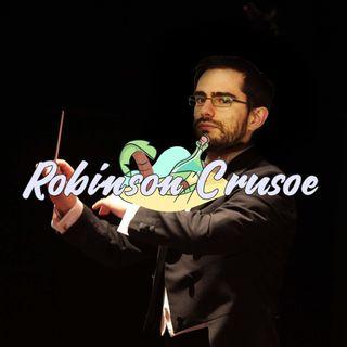 Robinson Crusoe del 12-01-19 - #MarcelloParli