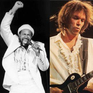 Parliamo di quegli artisti che con le loro opere si sono impegnati in favore dell'ambiente, da Marvin Gaye a Neil Young.