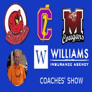 Williams Insurance Coaches' Show 11-2-2018
