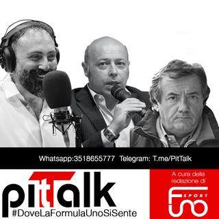 """Pit Talk - F1 - """"Il Drake non sarebbe contento di questa Ferrari"""" e grazie al..."""