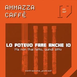 Arte e Oriente con Andrea - AMMAZZACAFFÈ | #1