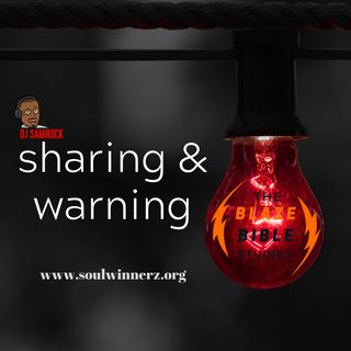 Sharing & Warning -DJ SAMROCK