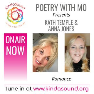 Poetry With Mo: Romance (Mo Hewitt presents Anna Jones & Kath Temple)