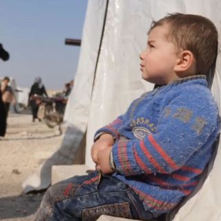 How can the world watch as Syrian children die in silence? | 20 February 2020