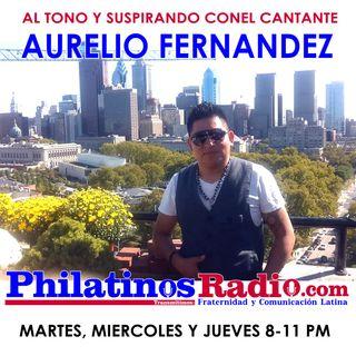 PARRANDAS CON AURELIO FERNANDEZ