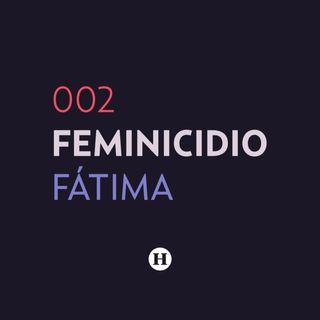 Feminicidio de Fátima Quintana Gutiérrez