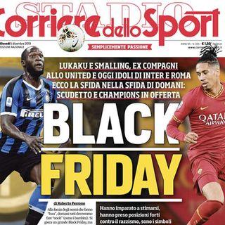 La Lazio dei miracoli e Black Friday