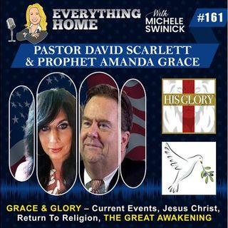 LIVE TODAY - Pastor David Scarlett & Prophet Amanda Grace @ 5pm ET / 3pm MT