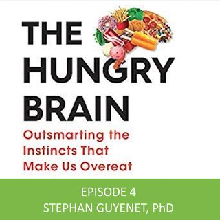 EP. 4: Obesity, Overeating & The Hungry Brain w/Dr. Stephan Guyenet, PhD
