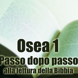 Osea 1