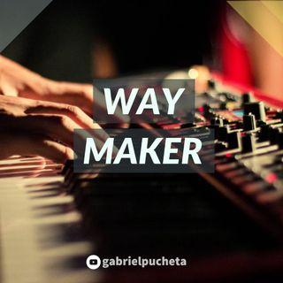 """Way Maker  / """"Milagroso, abres camino, cumples pormesas..."""""""