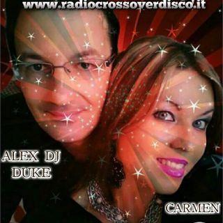 monday night dj alex duke