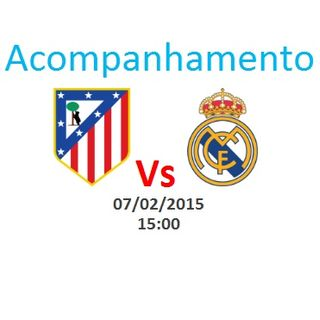 Espanha - Atlético Madrid vs Real Madrid
