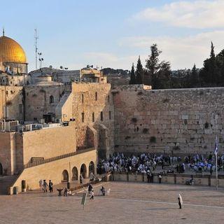 Temple Mount, Israel, Mideast, Pope