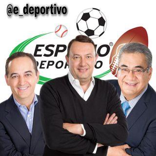 No más Redskins, Formula 1, Copa por México, Fútbol Internacional y más en Espacio Deportivo de la Noche 13 de Julio 2020