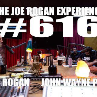 #616 - John Wayne Parr