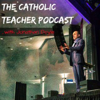The Catholic Teacher Podcast