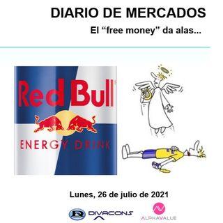 DIARIO DE MERCADOS Lunes 26 Julio