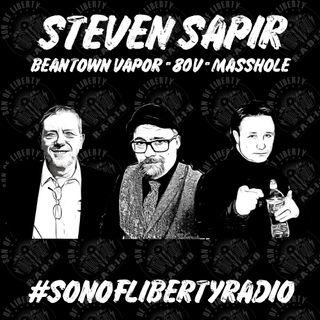 #sonoflibertyradio - Steven Sapir