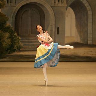 El baile de la muñeca Coppélia