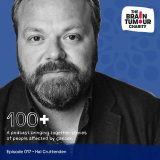 Brain Tumour Charity Special with High Profile Supporter Hal Cruttenden