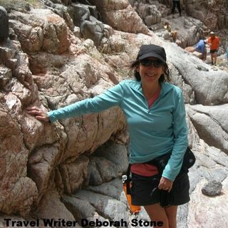 Yellowstone & Grand Teton Adventure - Travel Writer Debbie Stone on Big Blend Radio