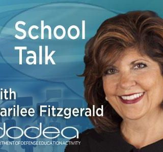 School Talk with Marilee Fitzgerald, Europe Edition
